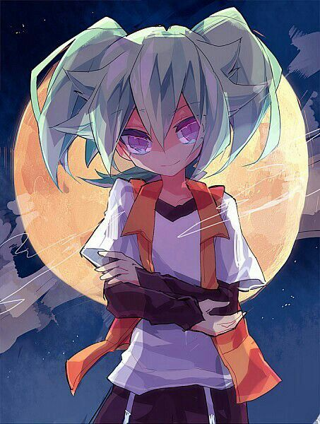 Fei Rune And The Moon
