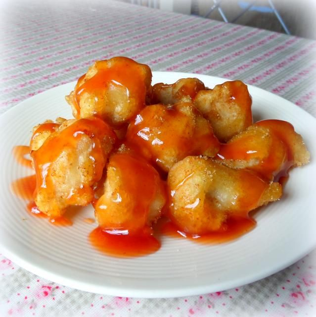 Sweet And Sour Chicken Balls . . .  Combo Number Nine Part Deuxfrom The English Kitchen