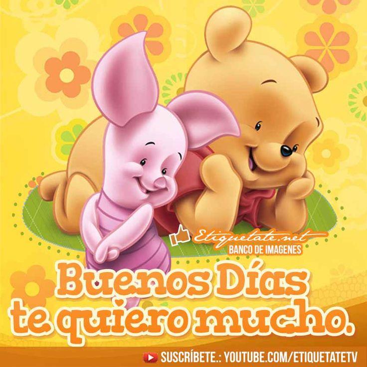 Imagenes con Palabras para dar el Buenos Días | http ...