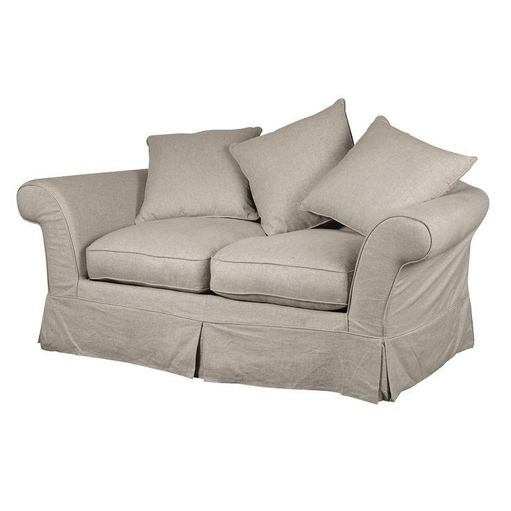 CGA934 - neutral sofa for guest sitting room