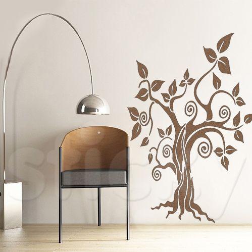 Wall Sticker TREE4 by Sticky!!!