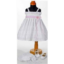 Βαπτιστικό ρούχο φόρεμα κορίτσι