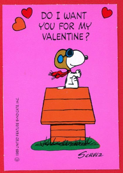 BuzzFeed: 150 Valentines From Your Childhood. Happy Valentine's Day, everyone!