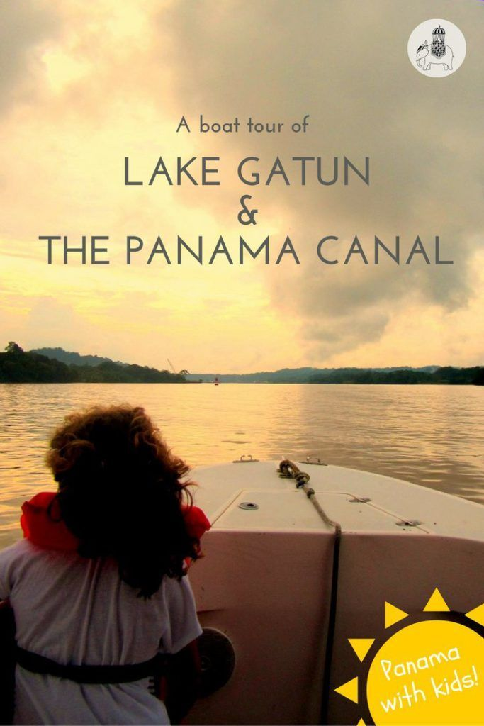 The Panama Canal with Kids: A Boat Tour of Lake Gatun. There are myriad ways to experience Panama's most famous attraction! One of the most popular options is to visit the Miraflores Locks but my favourite way to experience the Panama Canal with kids is b