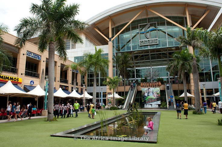 Gateway Theatre of Shopping, Umhlanga, near Durban, South