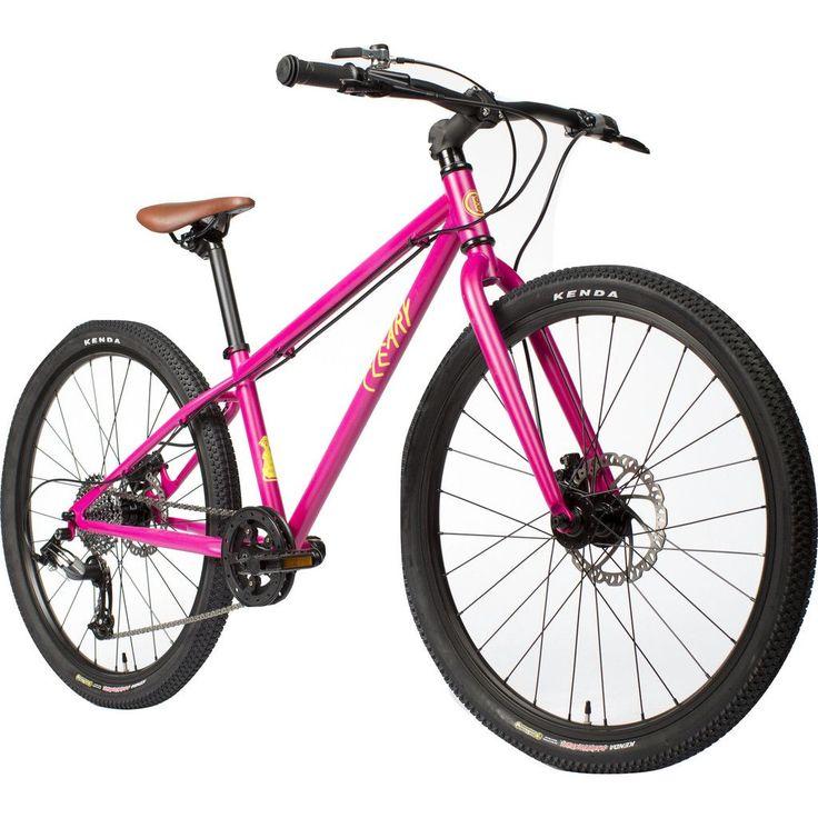 "Cleary Bikes Meerkat 24"" Bike   Sorta Pink"