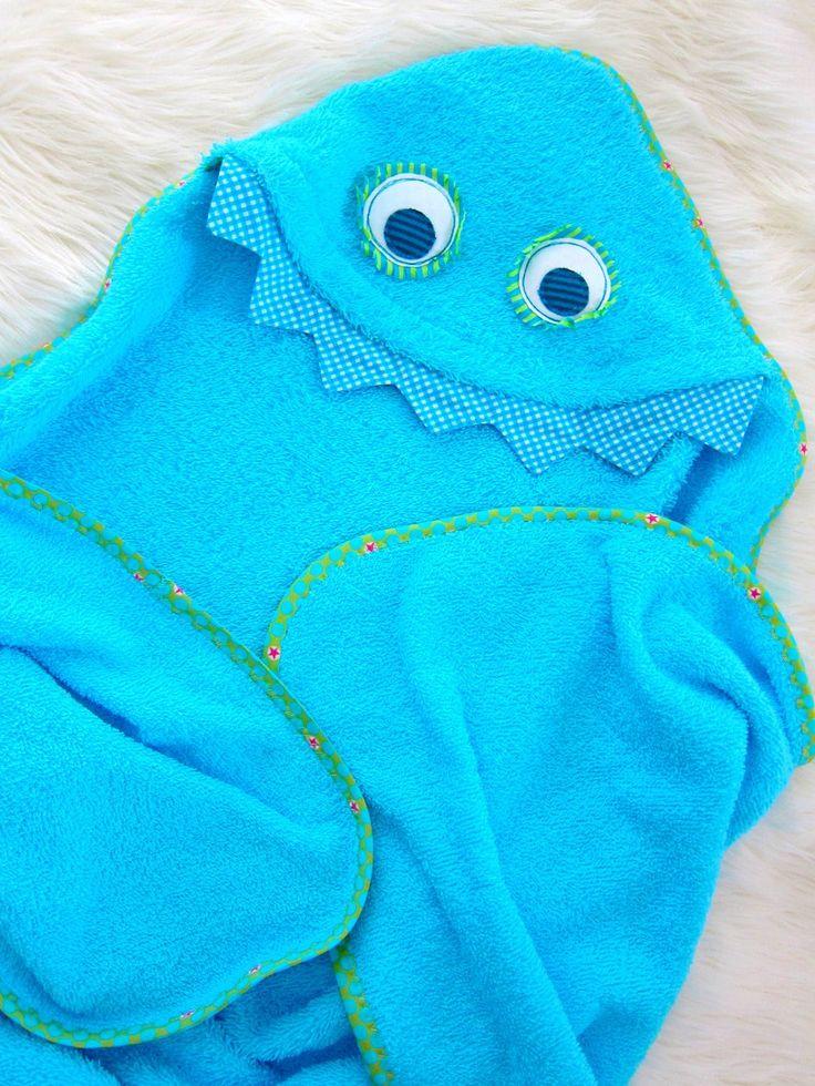 einzigartig - Handtuch für's Baby