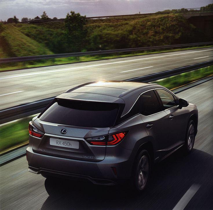 https://flic.kr/p/QhhfRh | Lexus RX, Der neue; 2015_2, RX 450h