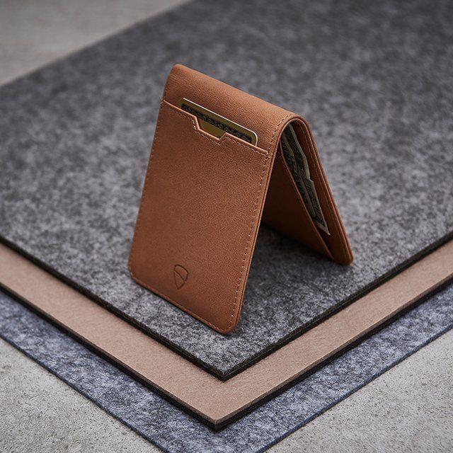 Manhattan Slim Bifold RFID Protection Wallet #digital, #protection, #wallet