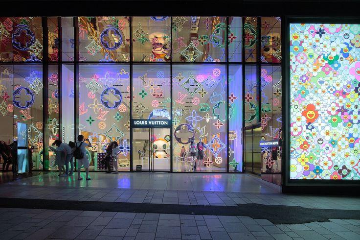 Louis Vuitton Omotesando by Jun Aoki
