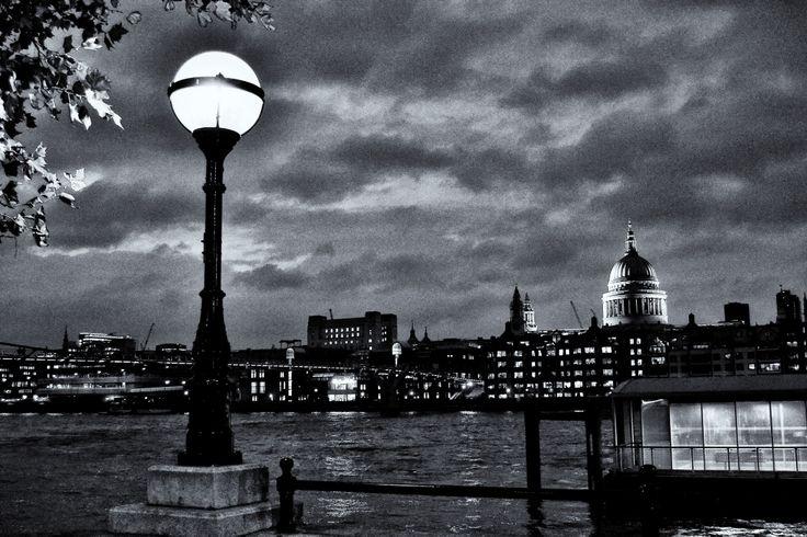 Londra - bianco e nero