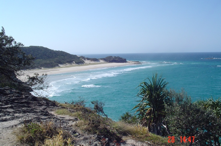 Straddie (Stradbroke Island, Australia. Favorite place in the whole world.