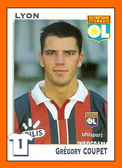 Gregory Coupet of Lyon in 2000.
