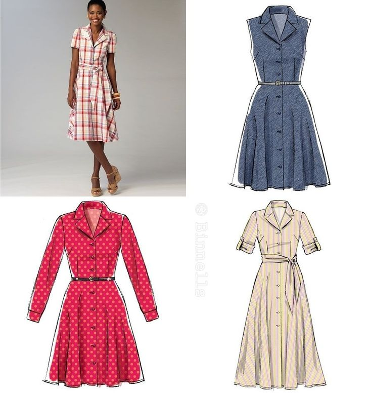 Details about sewing pattern mccalls women teen fit