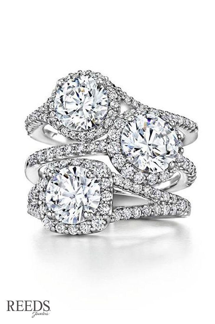 Ritani Engagement Rings  Reeds