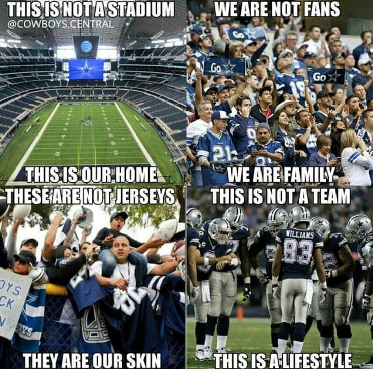 Love me some Dallas Cowboys