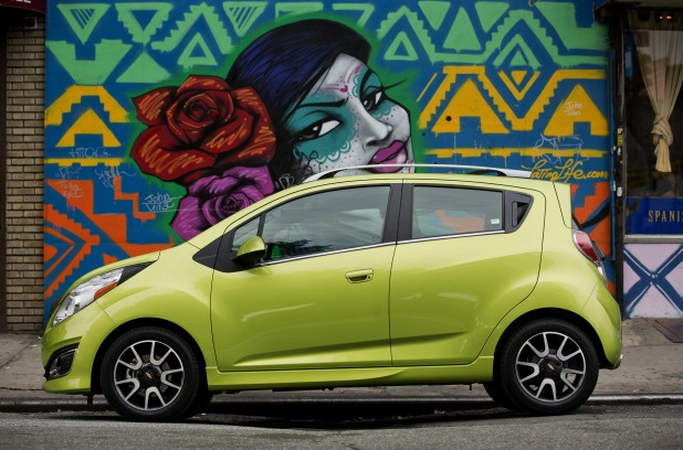 Chevrolet Spark 2013 : une grande micro ou une petite macro? | Métro