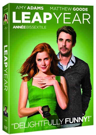 Leap Year DVD Deal: 6.99 + FREE Shipping!