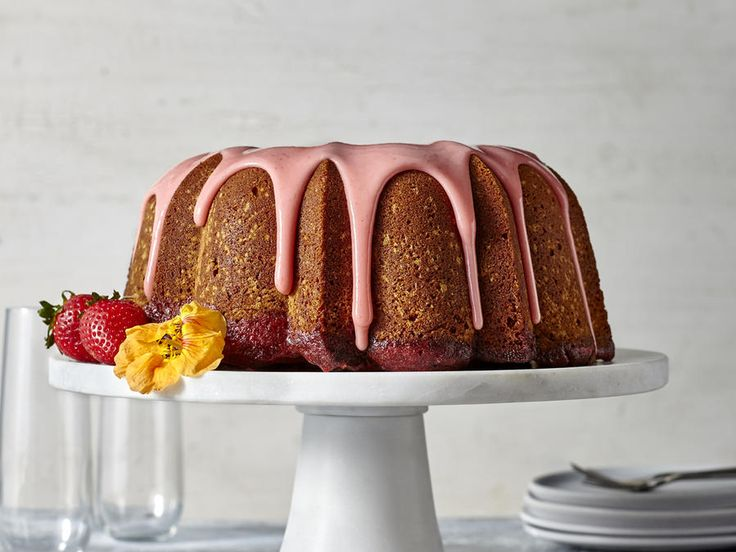 Poke cake meets pound cake in this must-make spring dessert. A perfectly moist, dense vanilla pound cake (with a delightful hint of...