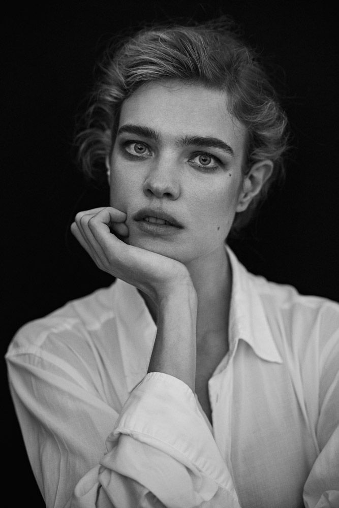 Peter Lindbergh | Natalia Vodianova, Esquire 2015 | Odile Gilbert, Stéphane Marais