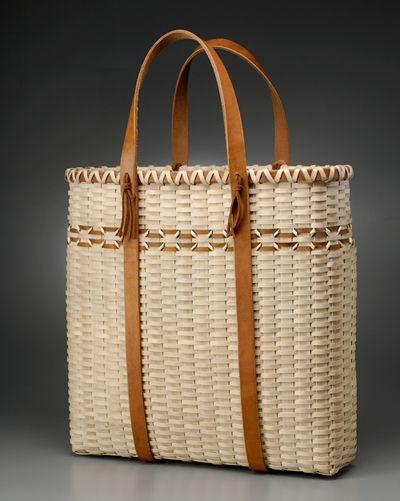 Basket Wear | Alice Ogden Black Ash Baskets