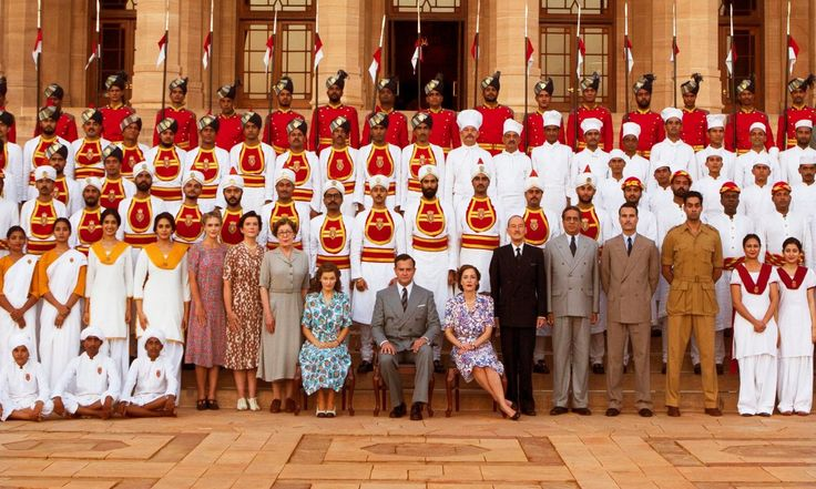 #ViceroysHouse (Review) – A Well-Told Story https://theturnertalks.wordpress.com/2017/03/16/viceroys-house-review-a-well-told-story/ #Film #India #PartitionofIndia #Britain #LordMountbatten #HughBonneville #GillianAnderson #Nehru #Jinnah #Gandhi #Viceroy #ViceroyofIndia #Drama #History #Pakistan #Religion