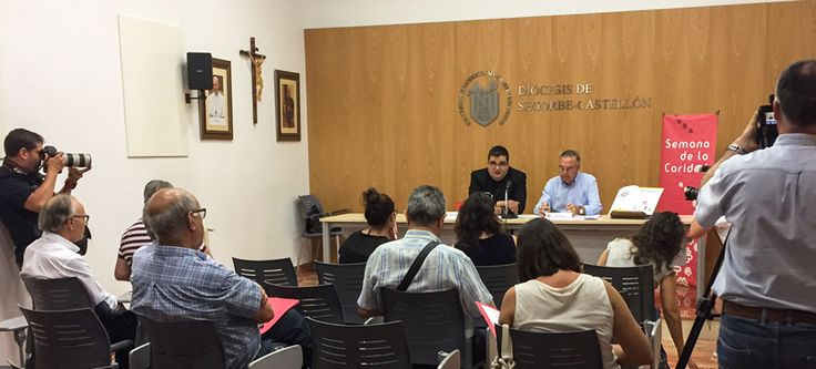 Caritas Diocesana benefició en 2016 a más de 20.200 personas