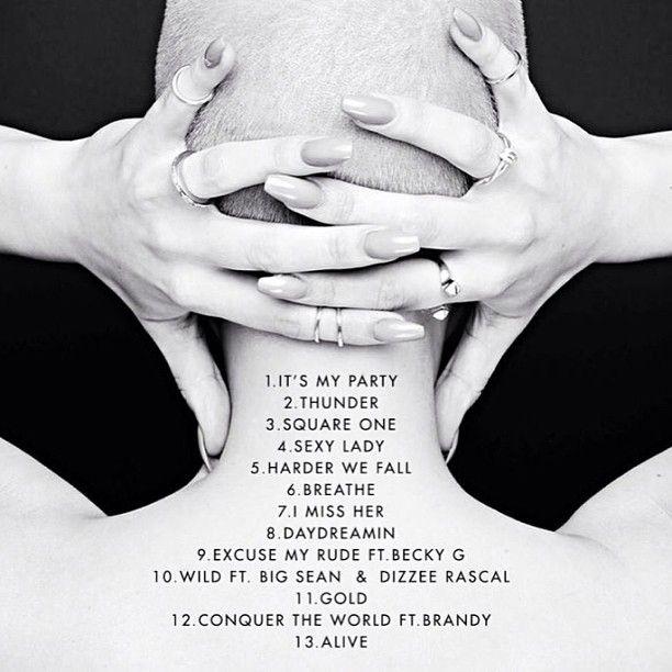 Tracklist album Jessie J – Alive  http://www.emonden.co/tracklist-album-jessie-j-alive