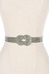 infinity belt. carroll flower belt | my style pinboard pinterest prodotti di bellezza, cintura fiori e fiore infinity