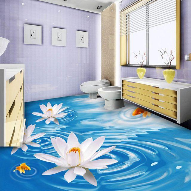 Epoxy Paint 3d Floor Art 3d Bathroom Flooring Murals Designs Ideas 2018 A Complete Guide To Installing A 3d Floo 3d Floor Art Epoxy Floor Epoxy Resin Flooring