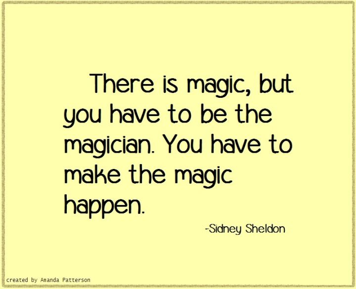 Quotable - Sidney Sheldon. quotes. wisdom. advice. life lessons.