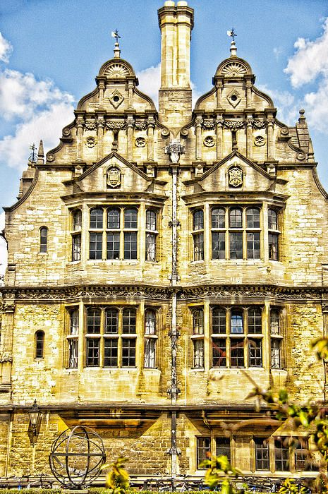 Oxford University, England. Our tips for 25 fun things to do in England: http://www.europealacarte.co.uk/blog/2011/08/18/what-to-do-england/