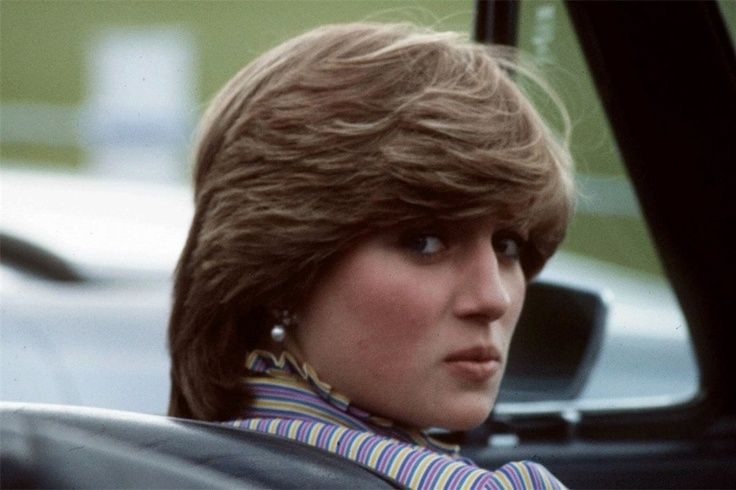 16th June 1981 - Diana at Smith's Lawn