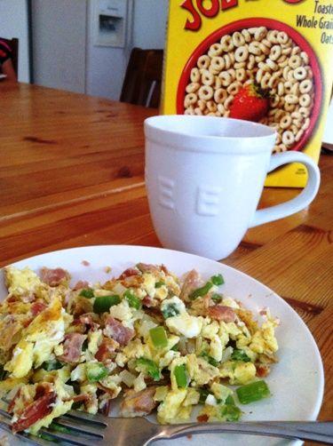 denver scramble breakfast