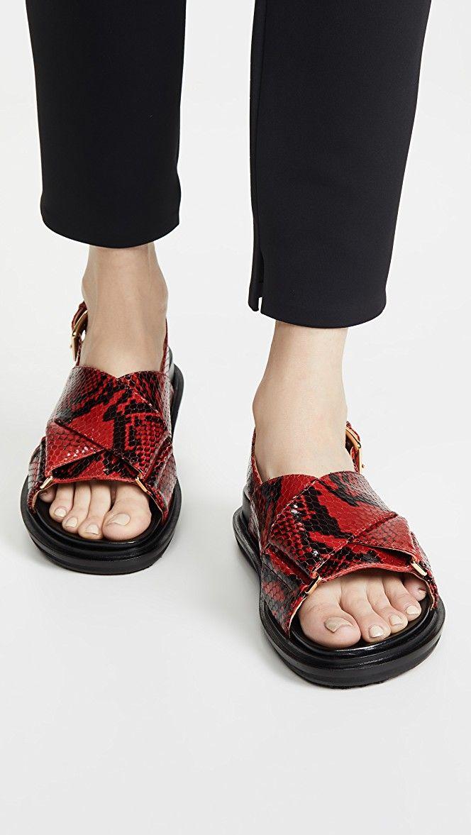 Marni Fussbett Sandals Marni Sandals Marni Shopbop
