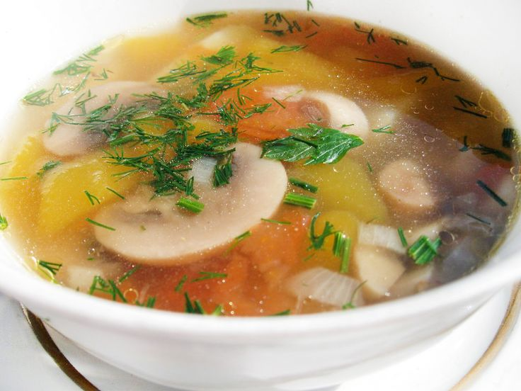 Как сварить суп с белыми грибами? Попробуйте рецепт.