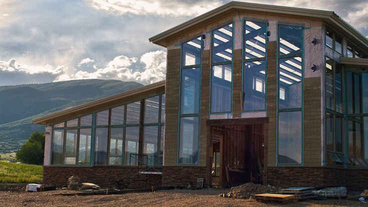 This is our flagship project, this Commercial AquaPonics Greenhouse facility is located in the beautiful Swiss inspired town of Midway, Utah.