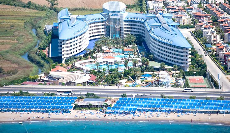 Crystal Admiral Resort Suites & SPA - Side, Antalya Otelleri