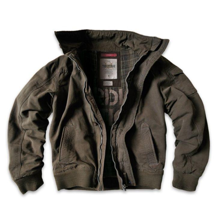 Куртка dun thor steinar