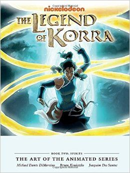 6. Legend of Korra: The Art of the Animated Series Book Two: Spirits USD $26.38 (AUD $35.27 as of 30/11/16)