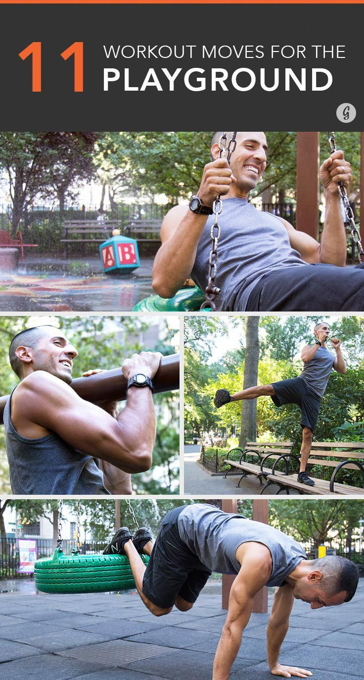 The Full-Physique Playground Exercise