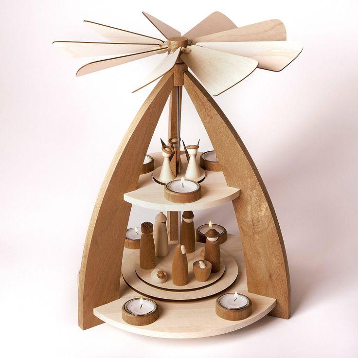 13 besten weihnachtspyramide kapelle bilder auf pinterest. Black Bedroom Furniture Sets. Home Design Ideas