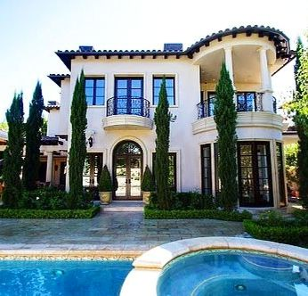 I like the windows of this house and the style