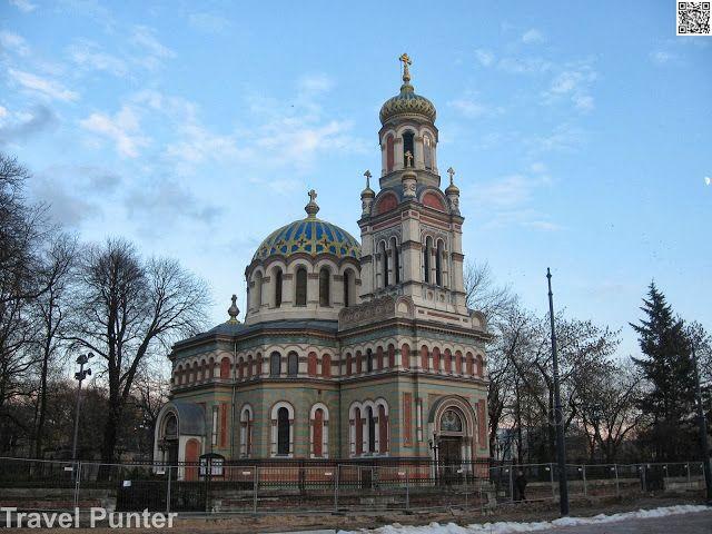 Alexander Nevsky CAtherdal #Poland' - #Łódź