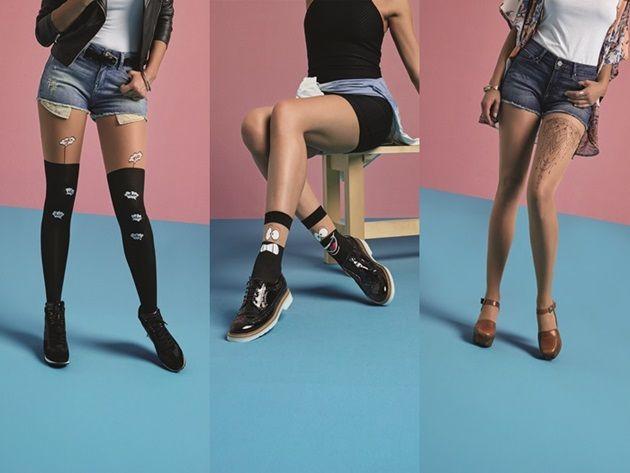 Penti Külotlu Çorap ve Kısa Çorap Modelleri 2016