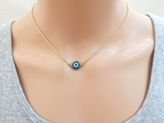 All seeing eye necklace blue evil eye jewelry on etsy 1900 all seeing eye necklace blue evil eye jewelry on etsy 1900 joolry pinterest eye necklace evil eye jewelry and eye jewelry mozeypictures Gallery