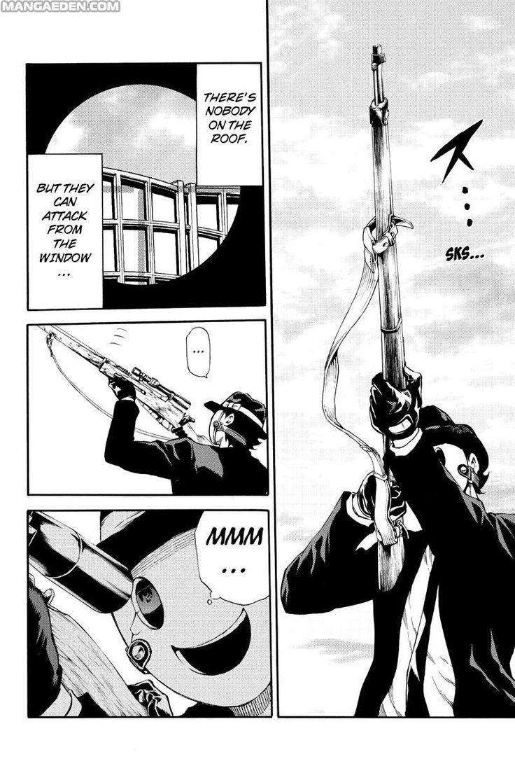 Manga Tenkuu Shinpan - Chapter 169 - Page 6