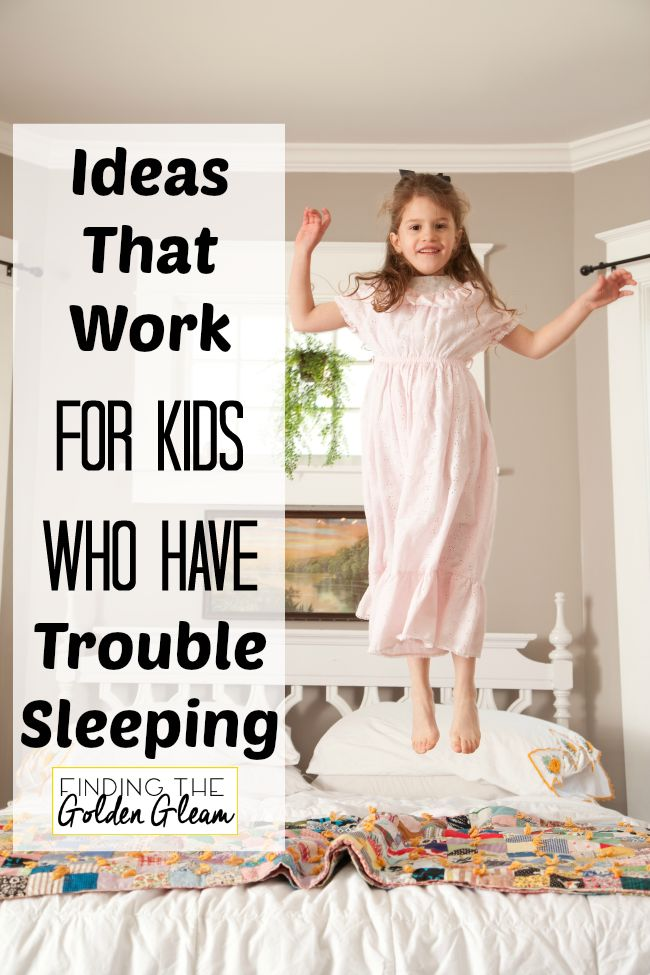 The best Ideas to help your child sleep better.