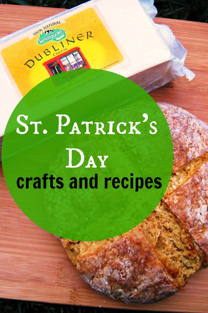 St Patrick's Day Crafts and Recipes   Life as Mom