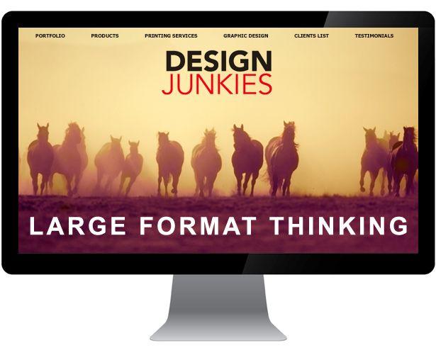 Professional Website Designs to Impress